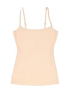 Dkny - Classic Cotton Smoothing Camisole -aluspaita - NUDE | Stockmann