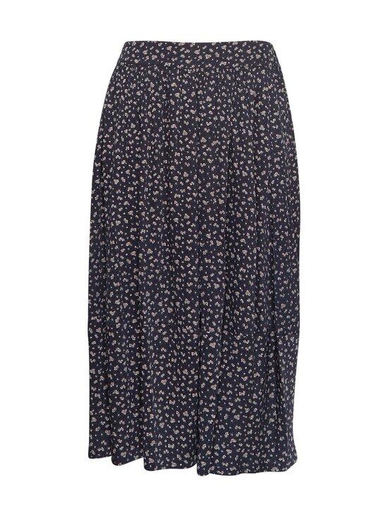 Moss Copenhagen - Eane Skirt AOP -hame - BLACK FLOWER | Stockmann - photo 1