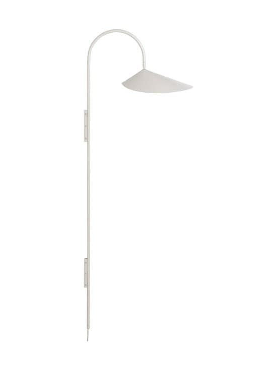 Ferm Living - Arum Tall -seinävalaisin - CASHMERE | Stockmann - photo 1