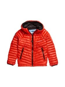 Superdry Sport - Alpine Padded Mid Layer -takki - 17I RED | Stockmann