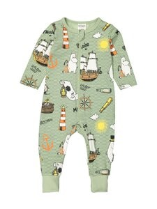Muumi - MURMADE-pyjama - GREEN | Stockmann