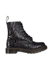 Dr. Martens - 1460 Pascal Zebra -kengät - BLACK | Stockmann