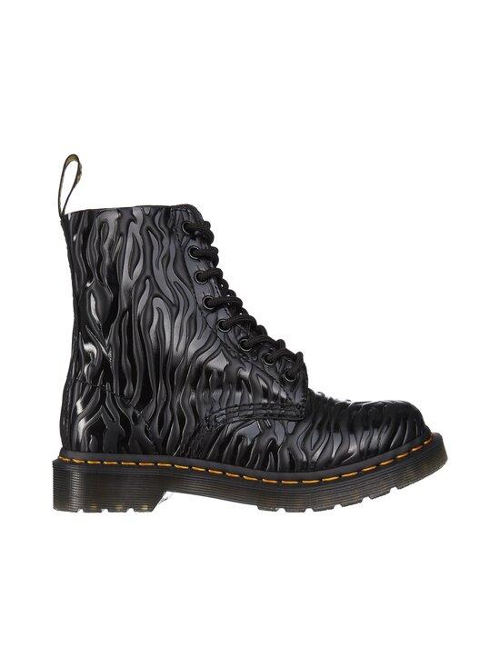 Dr. Martens - 1460 Pascal Zebra -kengät - BLACK | Stockmann - photo 1