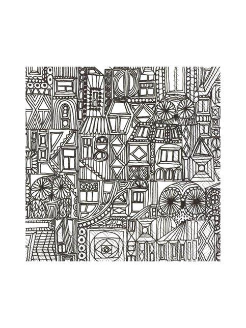 Bubi-servetti 25 x 25 cm