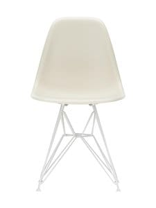 Vitra - Eames PSC DSR -tuoli - 04 COATED WHITE/PEBBLE 11 | Stockmann