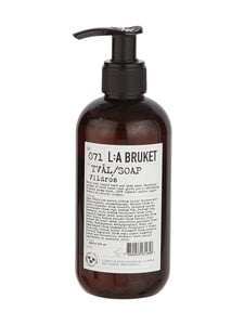 L:A Bruket - No 71 Wild Rose -nestesaippua 250 ml | Stockmann