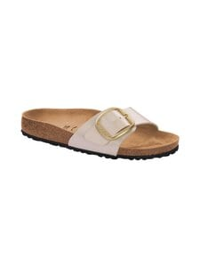 BIRKENSTOCK - Madrid Big Buckle -sandaalit - GRACEFUL PEARL WHITE | Stockmann