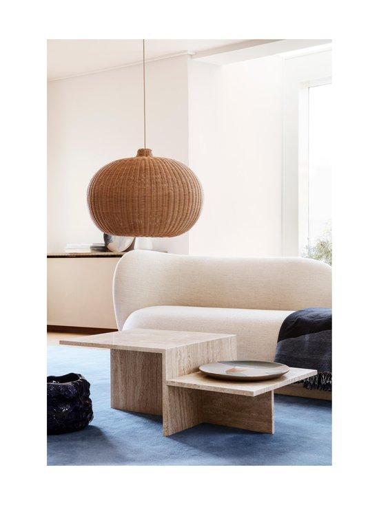 Ferm Living - Braided Belly Lamp Shade -riippuvalaisin 54 cm - NATURAL | Stockmann - photo 2
