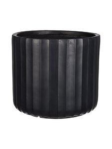 Wikholm Form - Pandora L -ruukku 42 x 37 cm - BLACK | Stockmann