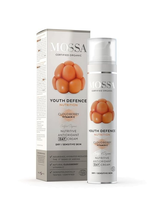 Mossa - Nutritive Antioxidant -päivävoide 50 ml | Stockmann - photo 2