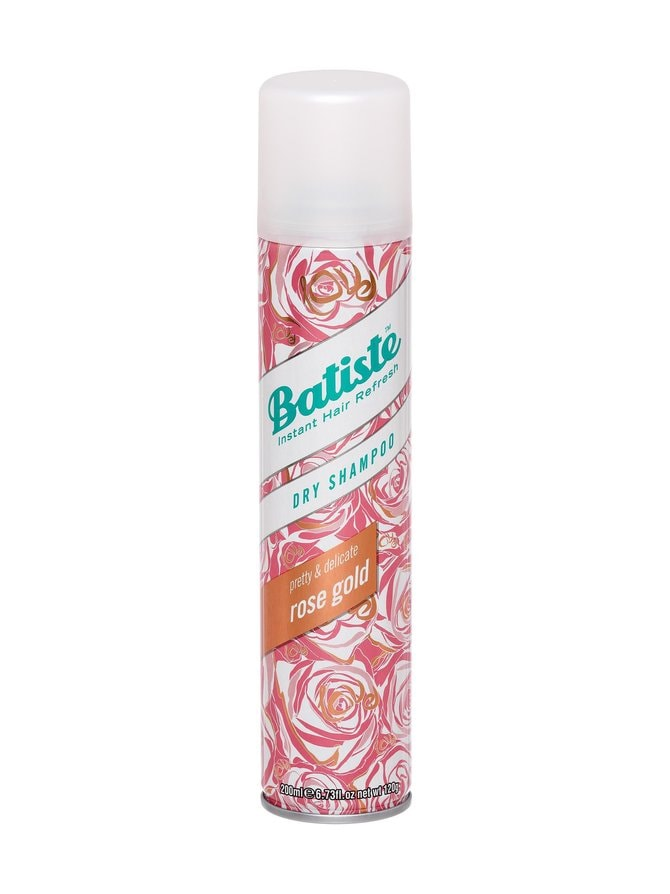 Dry Shampoo Rose Gold -kuivashampoo 200 ml