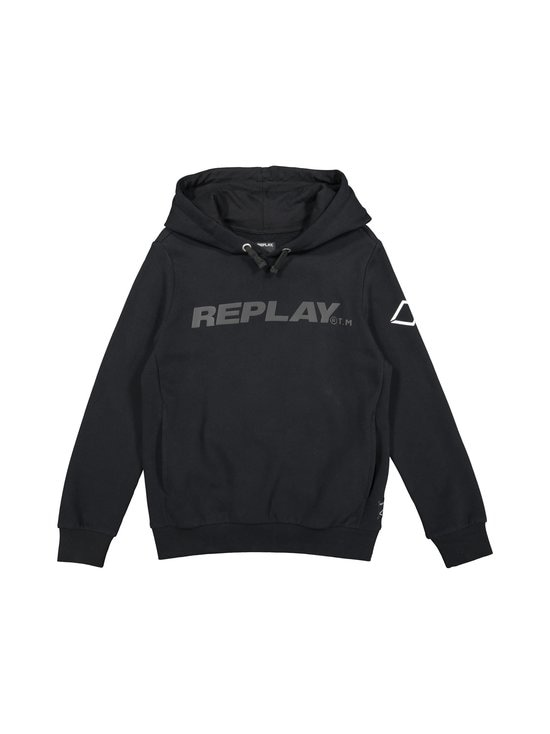 Carbon Finish Fleece Hoodie -huppari