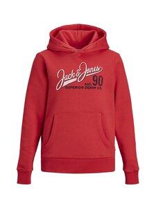JACK & JONES junior - JjeLogo-huppari - TRUE RED | Stockmann