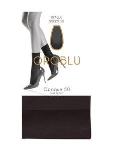 Oroblu - Opaque 50 den -nilkkasukat - MUSTA   Stockmann