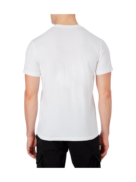 Calvin Klein Jeans - Cloud Photoprint Tee -paita - YAF BRIGHT WHITE   Stockmann - photo 2