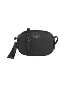 kate spade new york - Annabel Medium Camera Bag -nahkalaukku - BLACK | Stockmann