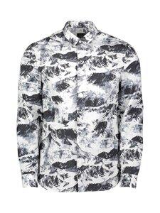 ARMANI EXCHANGE - Camicia-kauluspaita - 8150 WHITE WILD MOUNTAIN | Stockmann