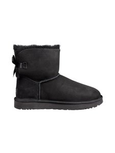 UGG - Mini Bailey Bow II -nilkkurit - BLACK | Stockmann