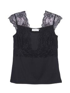 Rosemunde - Pyjamapaita - 010 BLACK | Stockmann