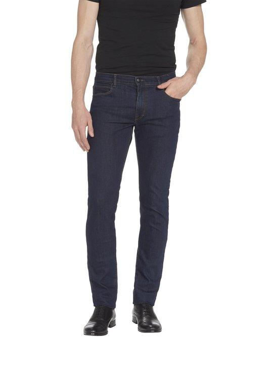 SAND Copenhagen - S Stretch H Burton N Slim Fit -farkut, lahkeen pituus 32 - DK BLUE | Stockmann - photo 1