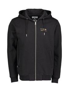 Makia - Fiskari Hooded Sweatshirt -huppari - 999 BLACK | Stockmann