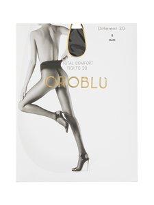 Oroblu - Different 20 den -sukkahousut - BLACK (MUSTA) | Stockmann