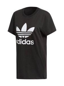 adidas Originals - Boyfriend Trefoil Tee -paita - BLACK | Stockmann