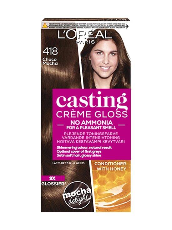 L'Oréal Paris - Casting Crème Gloss -hiusväri - 418   Stockmann - photo 1