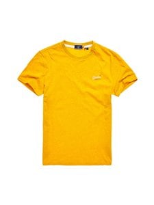 Superdry - Orange Label Vintage Emb Tee -paita - 3PP UPSTATE GOLD MARL | Stockmann
