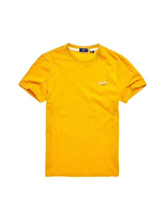Superdry - Orange Label Vintage Emb Tee -paita - 3PP UPSTATE GOLD MARL | Stockmann - photo 1