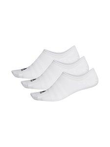 adidas Performance - No-Show-sukat 3-pack - WHITE/WHIT WHITE/WHITE/WHITE | Stockmann