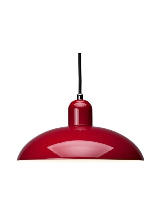 Fritz Hansen - Kaiser Idell Pendant -riippuvalaisin - RUBY RED | Stockmann - photo 1