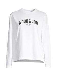 Wood Wood - Astrid IVY -luomupuuvillapaita - 0001 WHITE | Stockmann