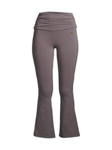 Deha - Flared 7/8 Pants -housut - 35020 PURPLE GREY | Stockmann