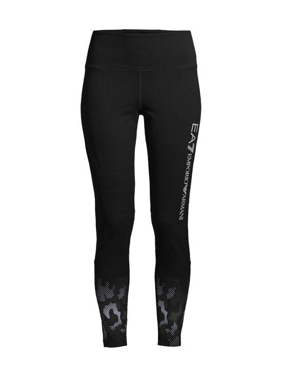 Ea7 - Pantaloni Leggins -leggingsit - 1200 BLACK   Stockmann - photo 1