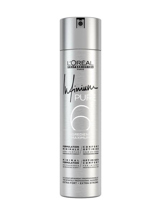 L'Oréal Professionnel - Infinium Pure Extra Strong -hiuskiinne 300 ml - null   Stockmann - photo 1