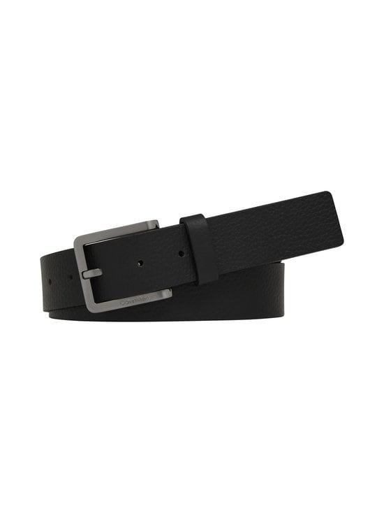 Calvin Klein Bags & Accessories - Essential Plus -nahkavyö - BAX BLACK   Stockmann - photo 1