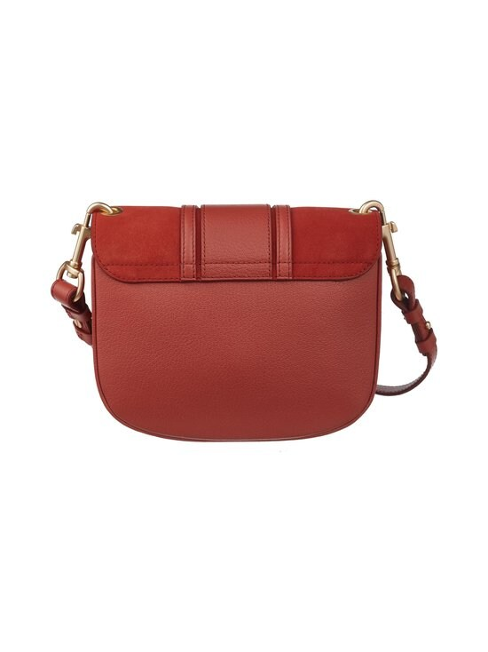 See By Chloe - Hana Shoulder Bag -nahkalaukku - FADED RED 644 | Stockmann - photo 3
