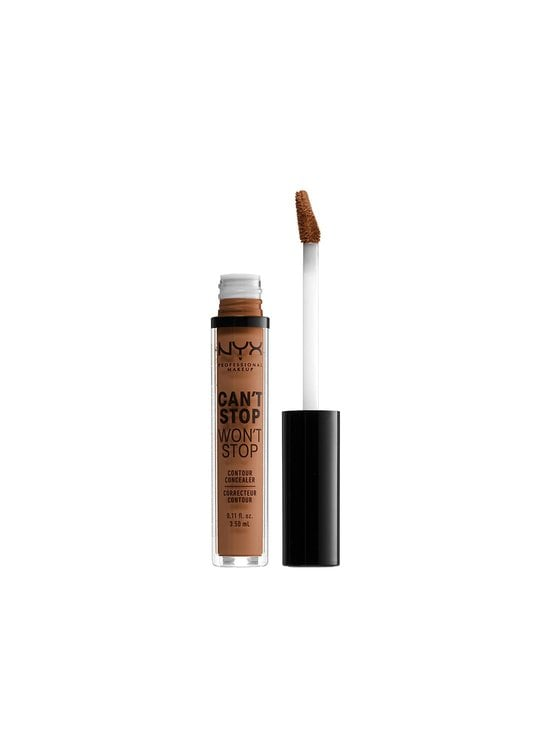 NYX Professional Makeup - Can't Stop Won't Stop Contour Concealer -peitevoide - 15.7 WARM CARAMEL | Stockmann - photo 2