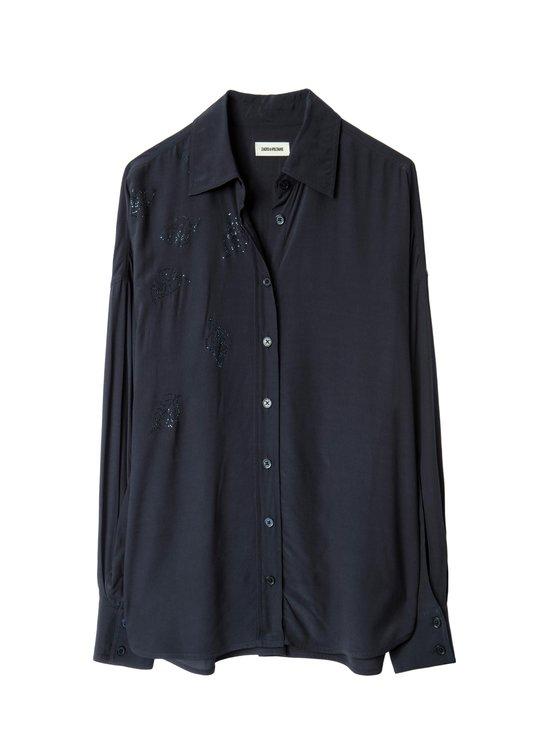 Zadig&Voltaire - Tamara Strass Shirt -pusero - ENCRE ENCR | Stockmann - photo 1