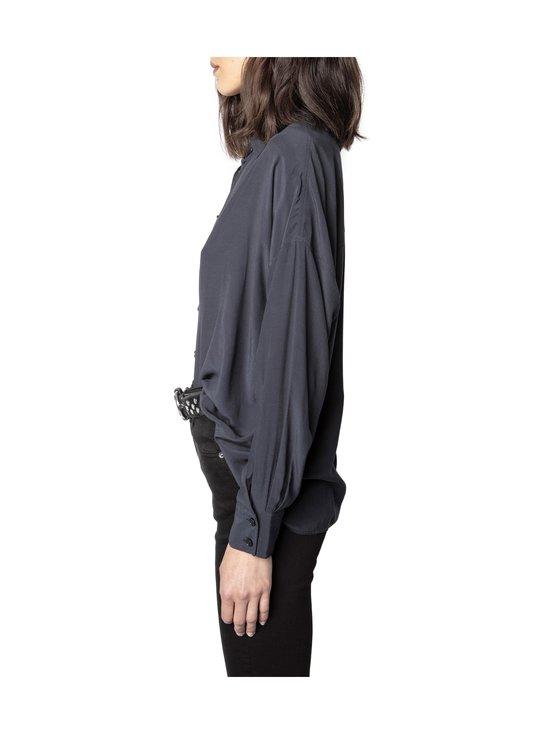 Zadig&Voltaire - Tamara Strass Shirt -pusero - ENCRE ENCR | Stockmann - photo 3