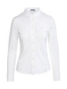 GANT - Tech Prep Jersey Shirt -paitapusero - 110 WHITE | Stockmann