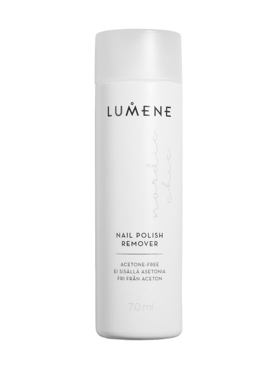 Lumene - Nordic Chic Nail Polish Remover -kynsilakanpoistoaine 70 ml - null | Stockmann - photo 1