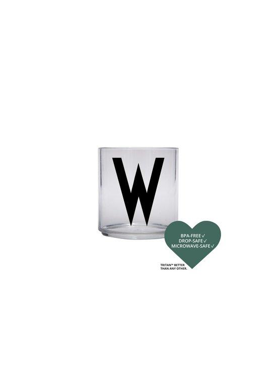 Design Letters - Kids Personal Drinking Glass -juomalasi, W - KIRKAS | Stockmann - photo 2