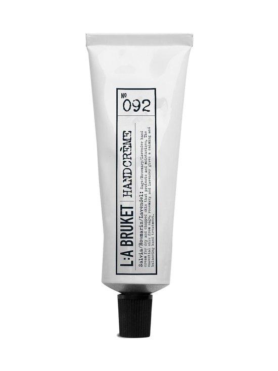 L:A Bruket - No 092 Hand Cream Sage/Rosemary/Lavender -käsivoide 30 ml - NOCOL | Stockmann - photo 1