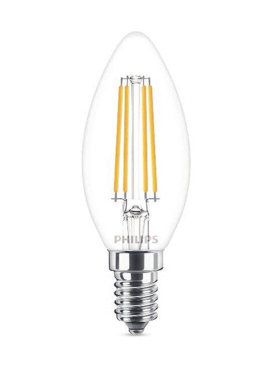 Philips - LED Candle 60W E14 Warm White -kynttilälamppu - WHITE   Stockmann - photo 1