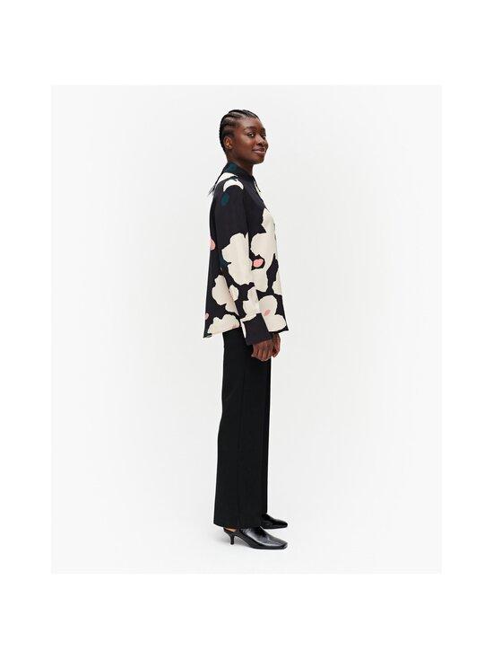 Marimekko - Kateetti Liito -tunika - 963 BLACK, BEIGE, CORAL | Stockmann - photo 4
