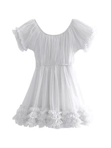 DOLLY by Le Petit Tom - Frilly-mekko - OFF-WHITE | Stockmann