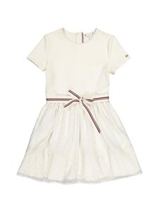 Tommy Hilfiger - Combi Dress -mekko - Z00 IVORY PETAL | Stockmann