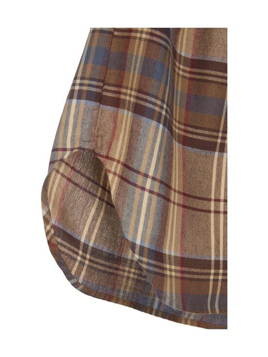 Polo Ralph Lauren - Plaid Keyhole Shirt -pusero - 3JM1 864 BRWN/B | Stockmann - photo 3